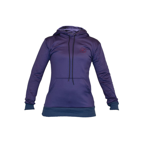 Kymira Women's Gym Hoody Blue