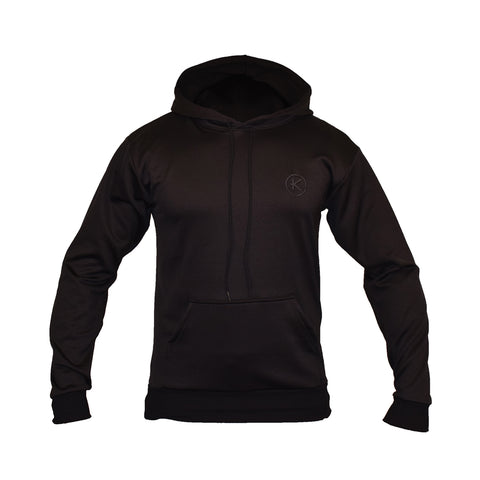 Kymira Men's Gym Hoody Black