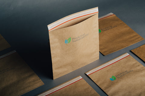 Curbside Recyclable Paper Mailers