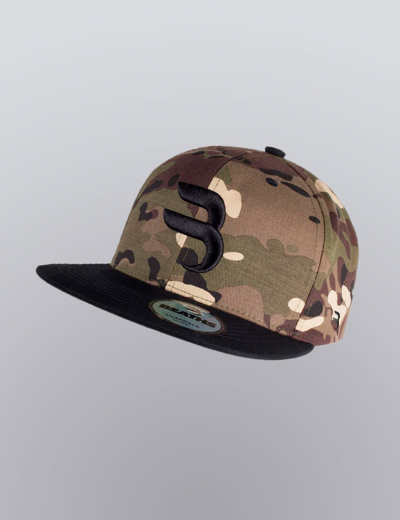Green Jungle Snapback