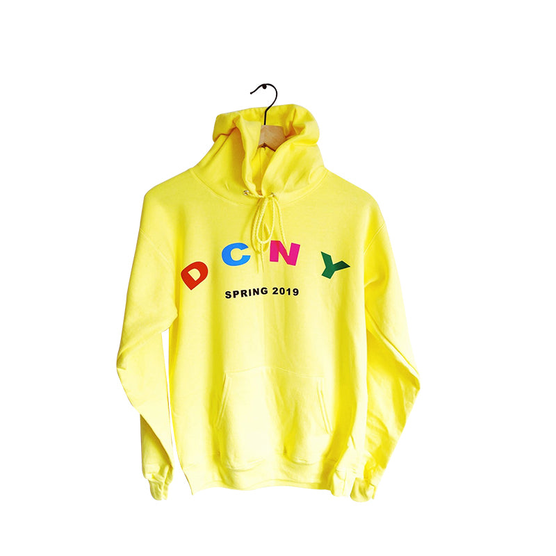 DCNY LOGO HOODIE