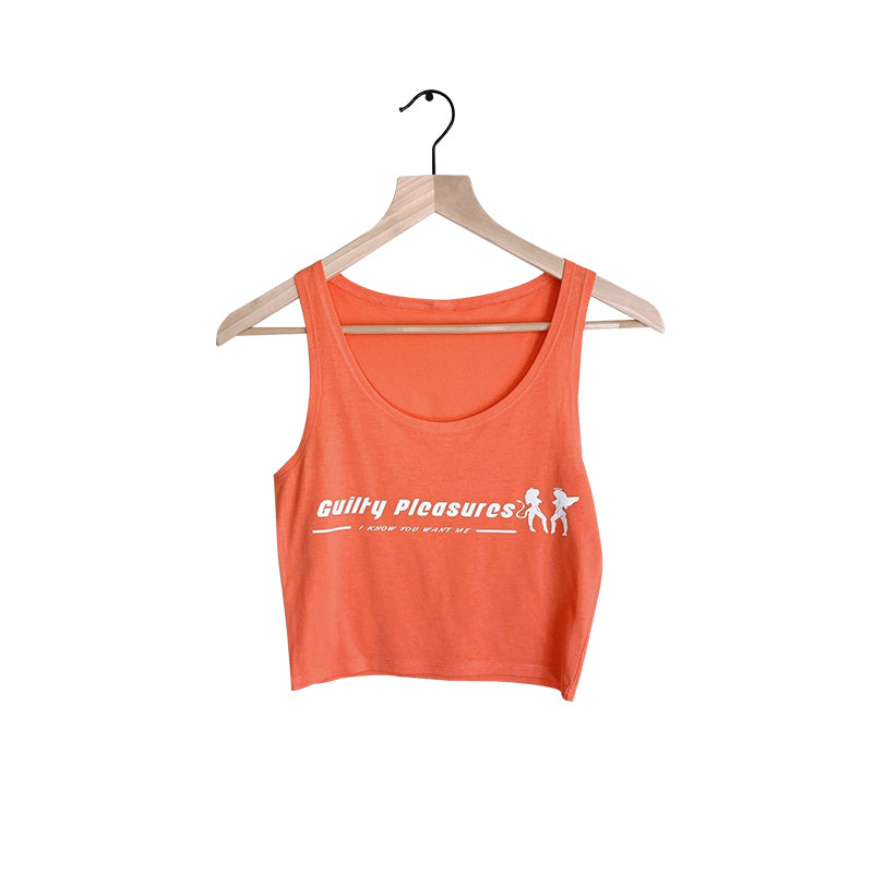 3M GUILTY PLEASURES CROPPED TANK