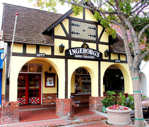 Our Solvang Storefront