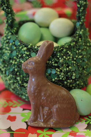 Solid Chocolate Bunny - Small