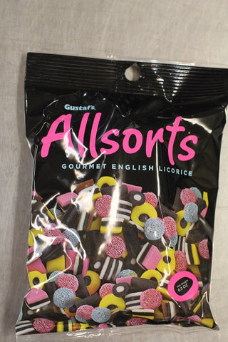 Allsorts English Licorice 6.3 oz