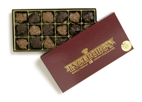 Assorted Pecan Chocolate Turtles 13 oz.
