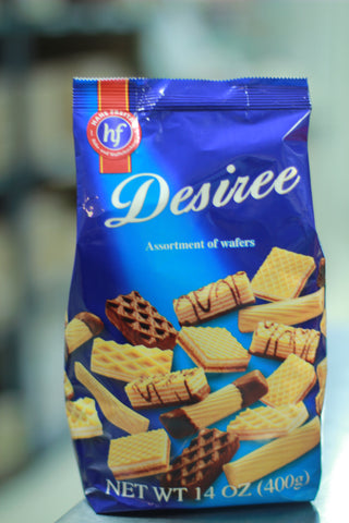 DESIREE WAFERS 14 OZ