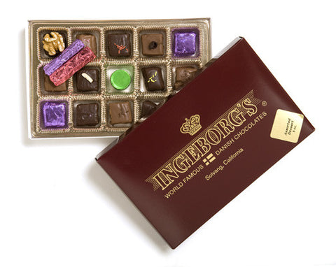 1/2 Pound Assorted Dessert Chocolates