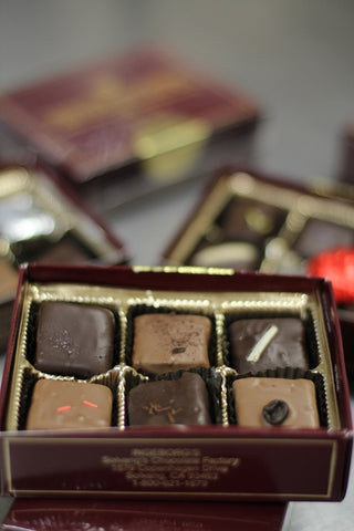 6pc Assorted Truffle Box