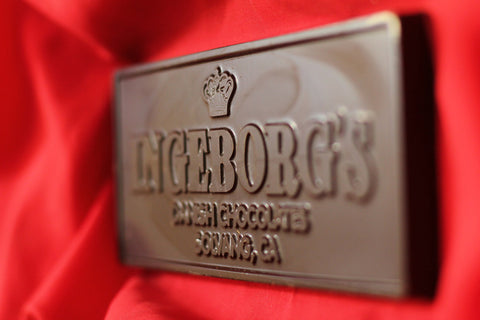 INGEBORGS CHOCOLATE BAR