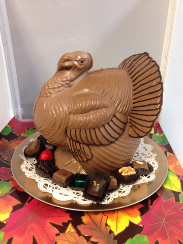 Large Chocolate Turkey