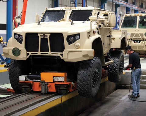 Humvee replacement