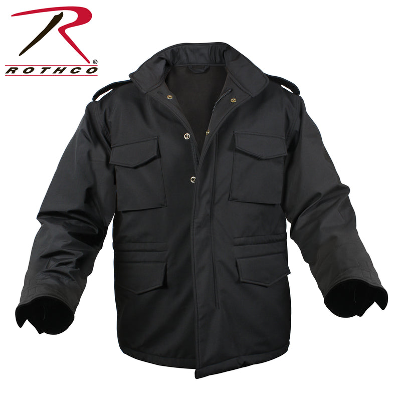 Rothco Soft Shell Tactical M-65 Field Jacket