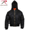 Rothco Hooded MA-1 Flight Jacket