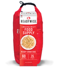 Emergency Food Supply Ready Grab Bag