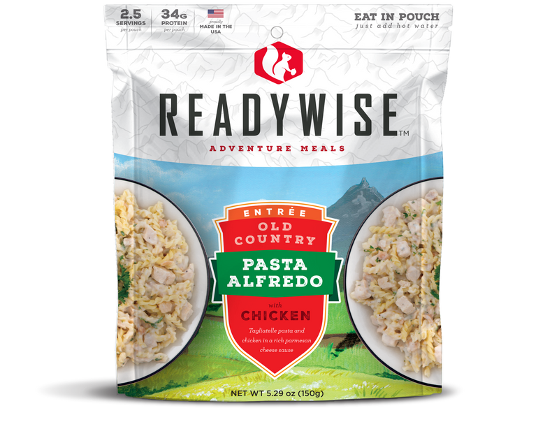 Old Country Pasta Alfredo with Chicken (6 Pack)