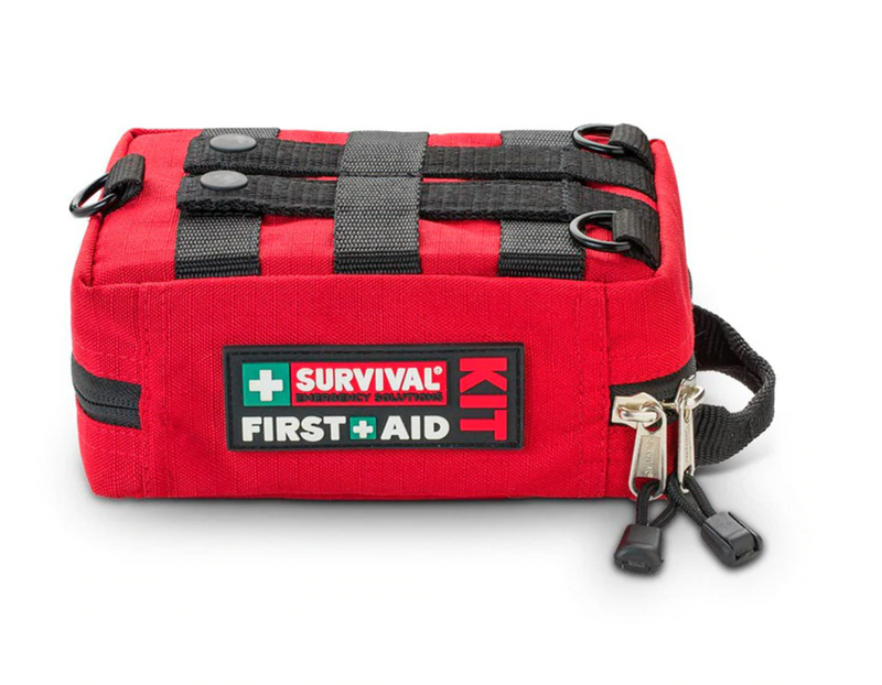 Black Hawk 2 Section Waterproof First Aid Kit