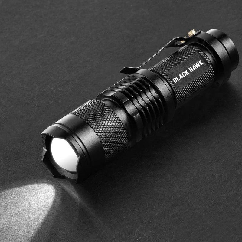 Black Hawk SF-200 Mini Tactical Flashlight
