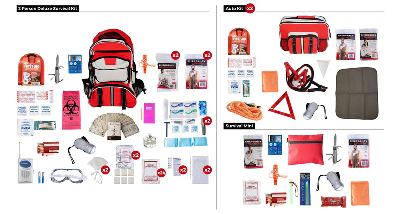 Preparedness Family Package 2