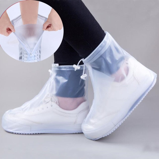 Water & Dust Proof Silicone Shoe Cover