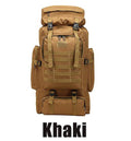 Black Hawk Tactical Heavy Duty Military 80L Backpack