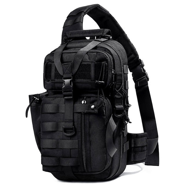 Black Hawk Tactical War Ground Military Backpack