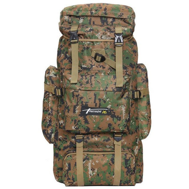Black Hawk Tactical Heavy Duty Military 70L Backpack
