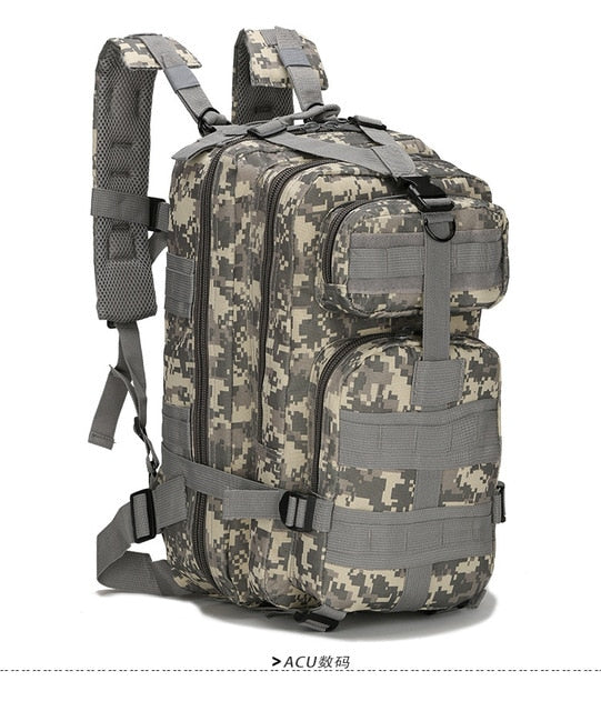 Black Hawk Survival Tactical Heavy Duty Military Backpack