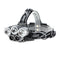 Black Hawk Tactical Zoomable Rechargeable LED Headlamp