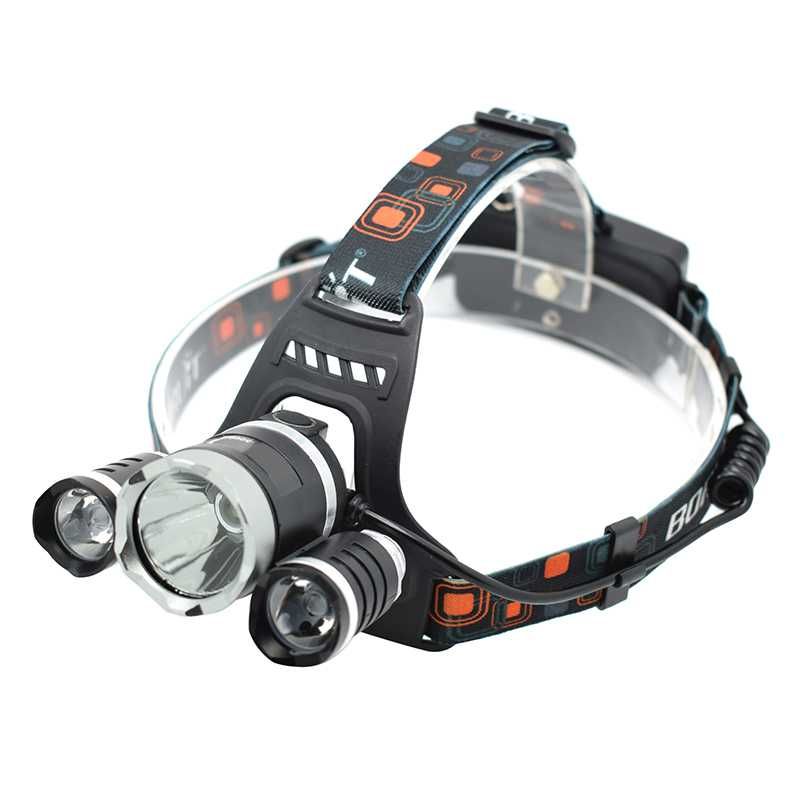 Black Hawk Survival Tactical 10000 Lumen LED Headlamp