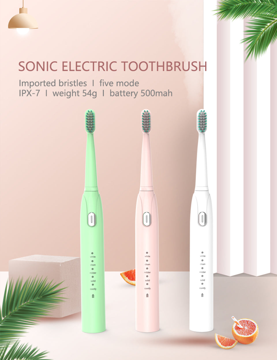 Lily™ - Electric Toothbrush