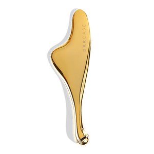 24k Gold Plated Dual-Ended Gua Sha