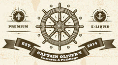 Captain Oliver's Custards and Puddings