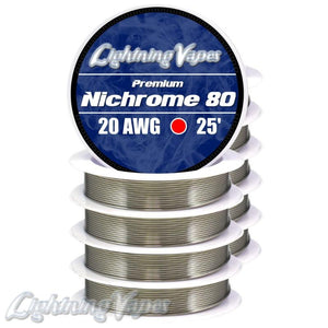 Nichrome 80 Resistance Wire - Mac Vapes