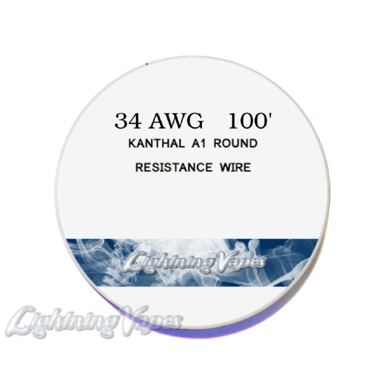Kanthal A1 Resistance Wire - Mac Vapes