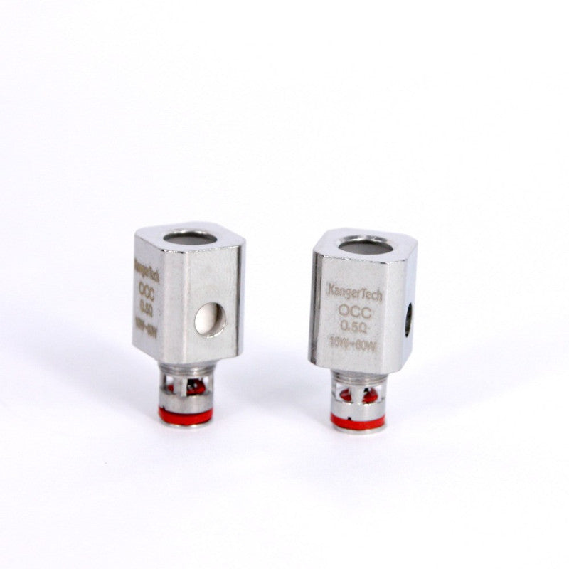Kanger Vertical Subtank OCC Coils 5/Pack - Mac Vapes