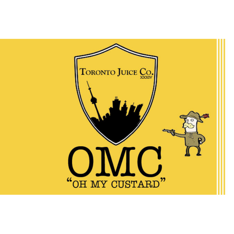 "OMC (""OH MY CUSTARD"") - Mac Vapes"