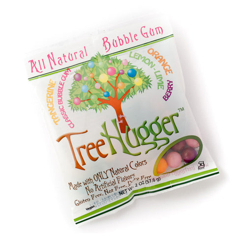 Tree Hugger Bubble Gum - Citrus Berry Assortment
