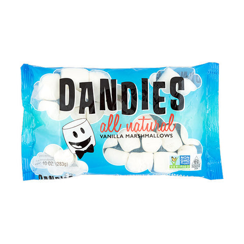 Dandies All Natural Marshmallows 10oz.
