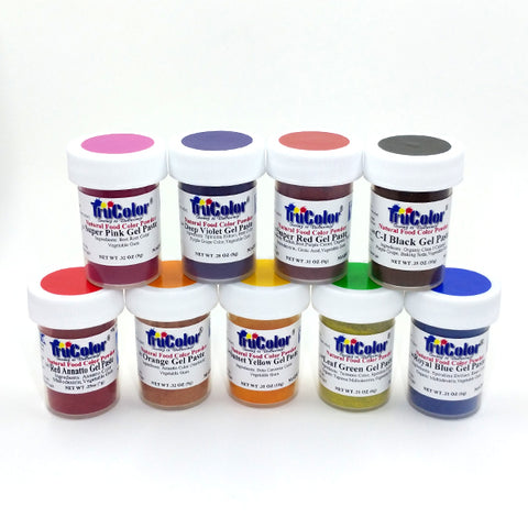 TruColor Gel Paste - Large Set