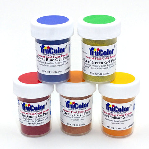 TruColor Gel Paste - Set