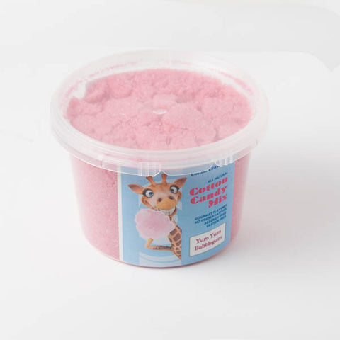 Cotton Cravings Cotton Candy - Yum Yum Bubble Gum Sugar 5lbs