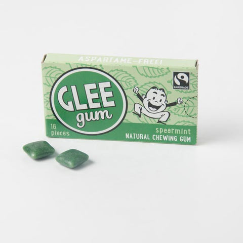Glee Gum Spearmint - 16 pieces