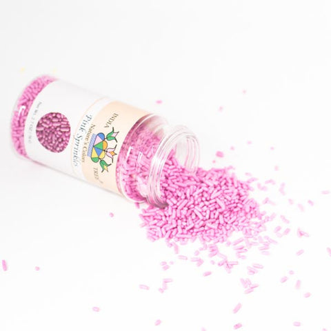 India Tree Pink Sprinkles
