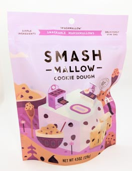SmashMallow Cookie Dough Marshmallow