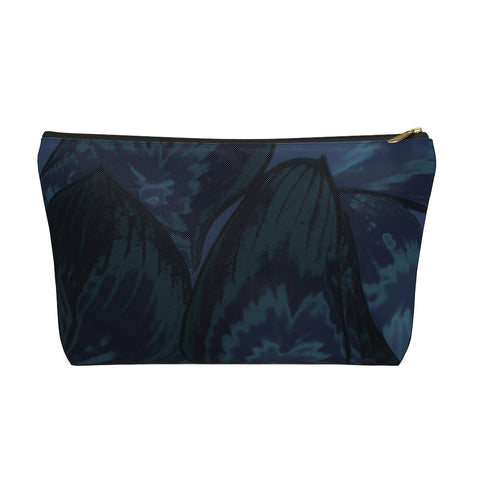 Accessory Pouch w T-bottom in Navy Hasta - Kindred Photographic Designs by Kindred Photography LLC
