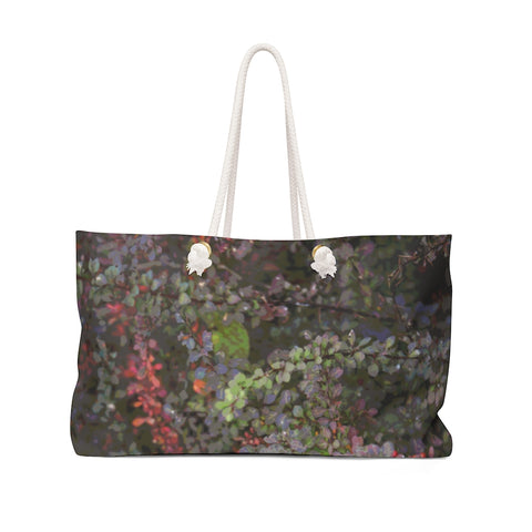 Fall Weekender Bag - Kindred Photographic Designs by Kindred Photography LLC