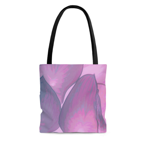 Tote Bag in Light Pink Hasta - Kindred Photographic Designs by Kindred Photography LLC