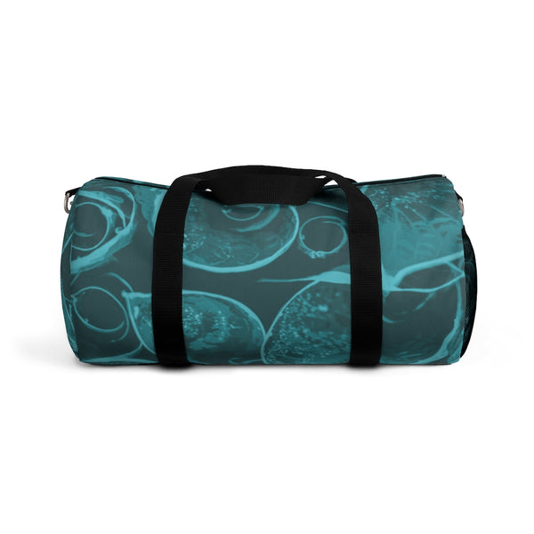 Duffel Bag in Teal Hasta - Kindred Photographic Designs by Kindred Photography LLC