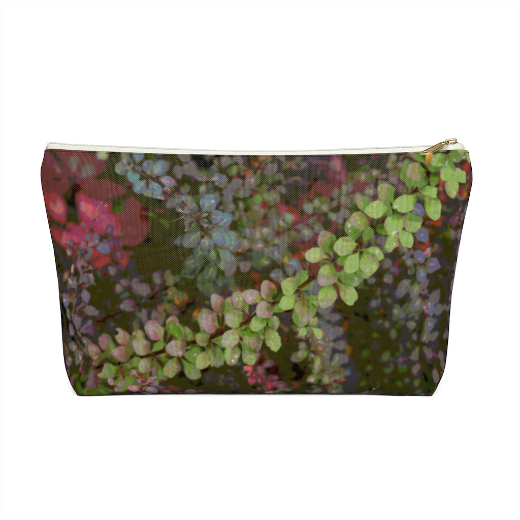 Fall Accessory Pouch w T-bottom - Kindred Photographic Designs by Kindred Photography LLC